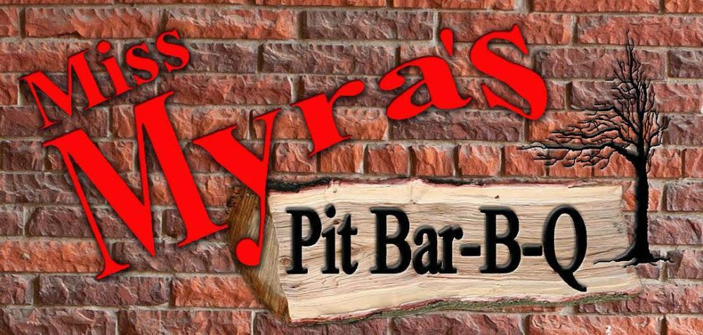 Photo at Miss Myra's Pit B-B-Q