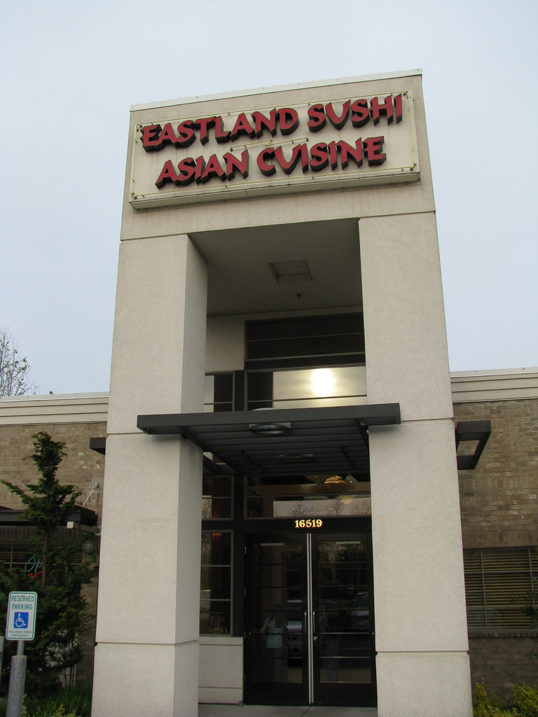 eastland at Eastland Sushi & Asian Cuisine
