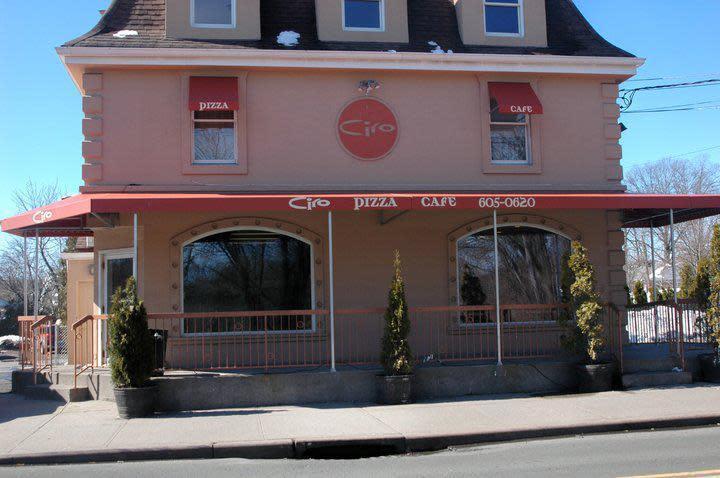 Ciro Pizza Cafe Staten Island Ny