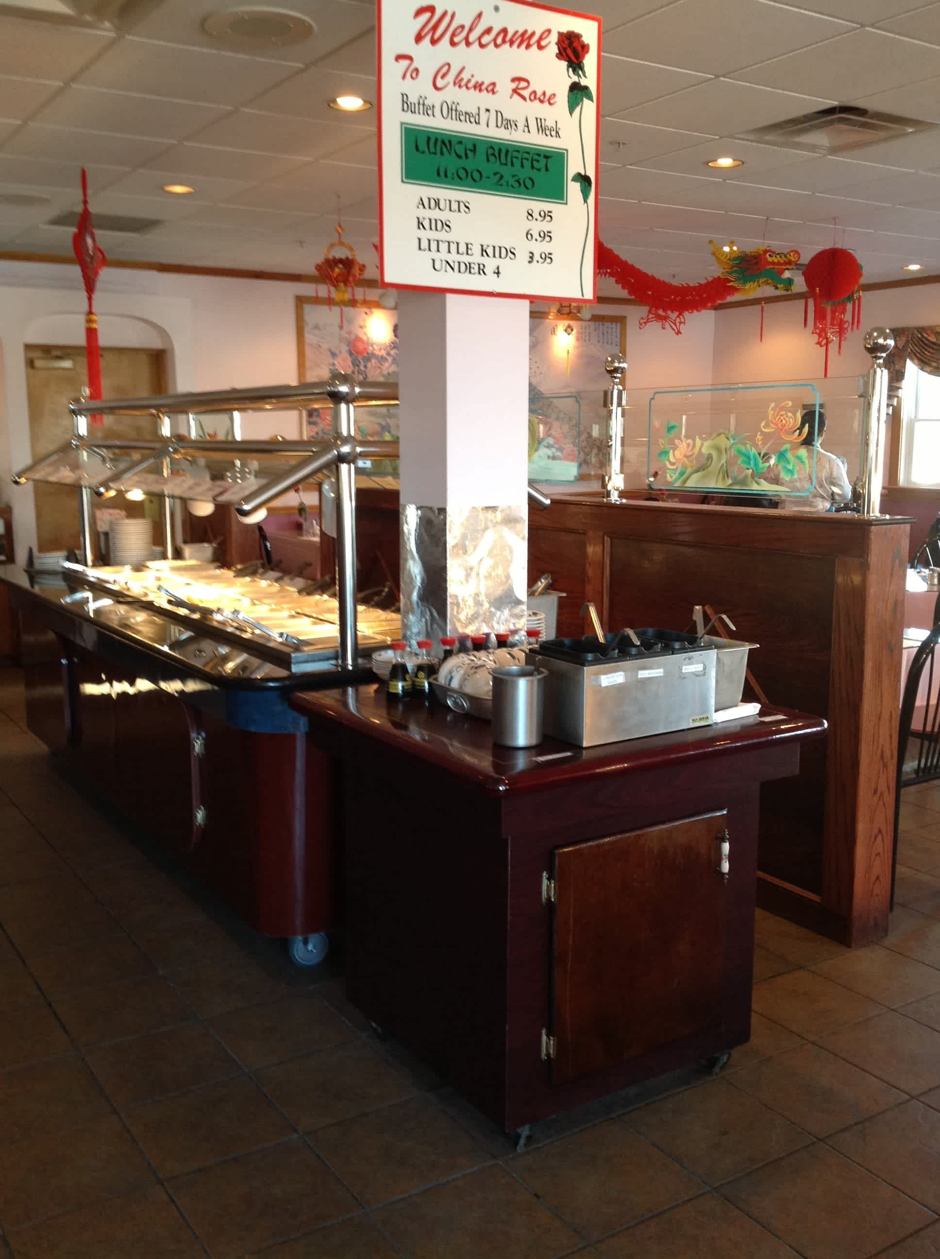 China Rose Restaurant Menu Amp Reviews Freeport 04032