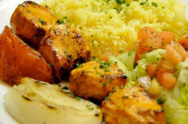 Dawali Mediterranean Kitchen Order line Menu
