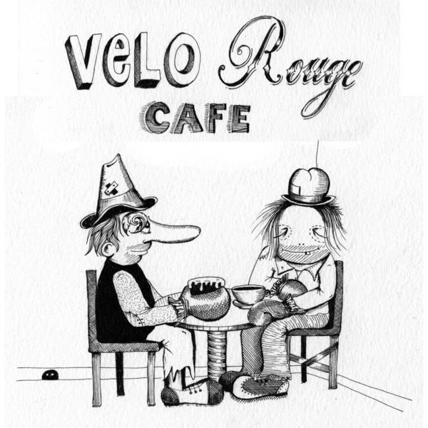 Photo at Velo Rouge Cafe