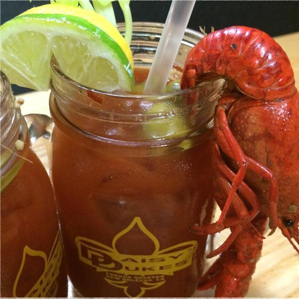 Award Winning Bloody Mary.  2011, 2012, and 2013 Best Bloody Mary Where Y'at Magazine.