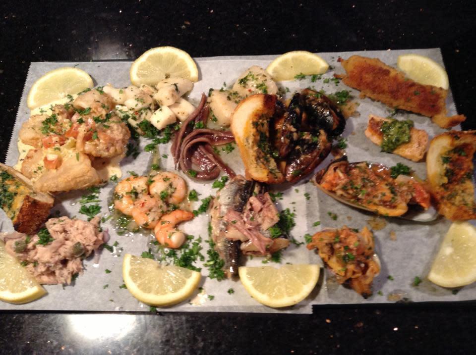 Gavi Restaurant Tucson Menu