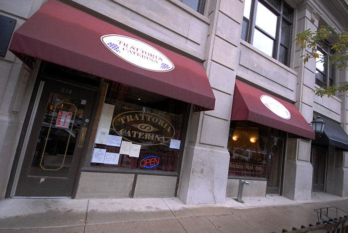 Trattoria caterina chicago il 60654 menus and reviews for Artistic cuisine palatine
