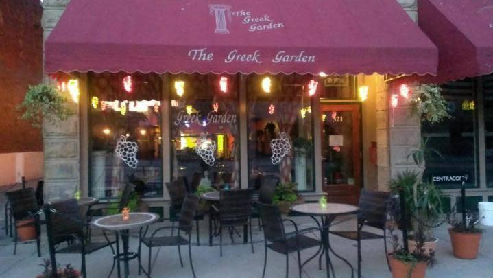 greek garden findlay oh 45840 menus and reviews