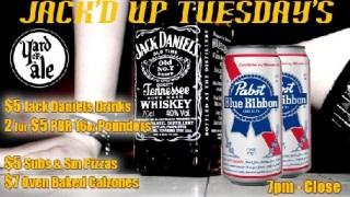 Jacked Tuesdays