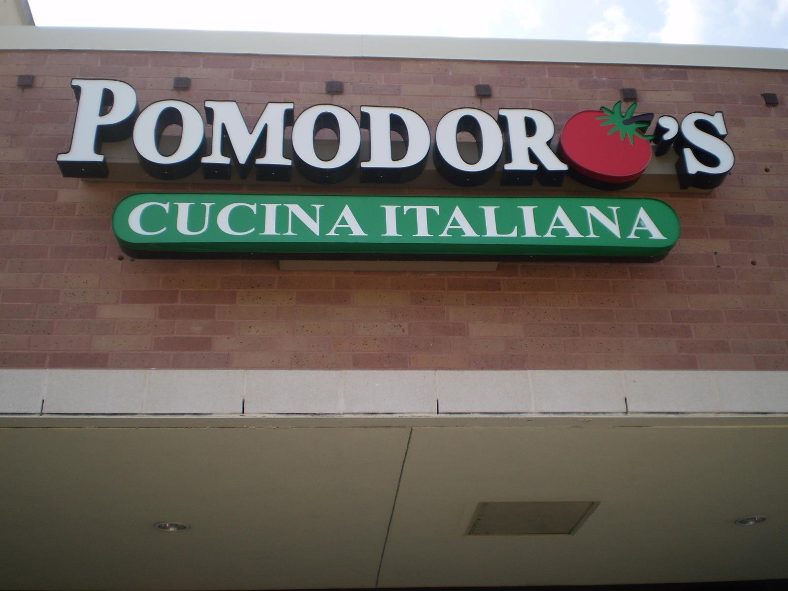 logo at Pomodoros