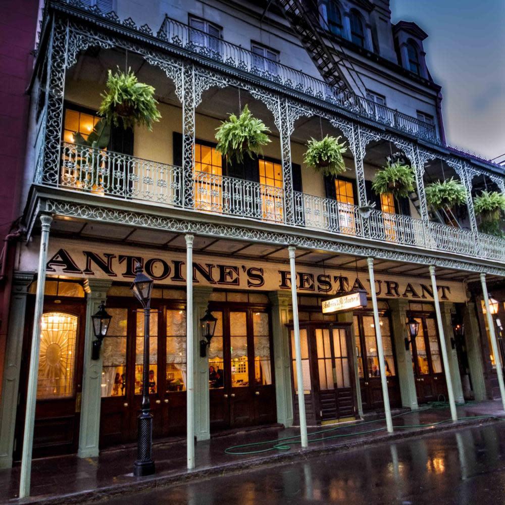Photo at Antoine's
