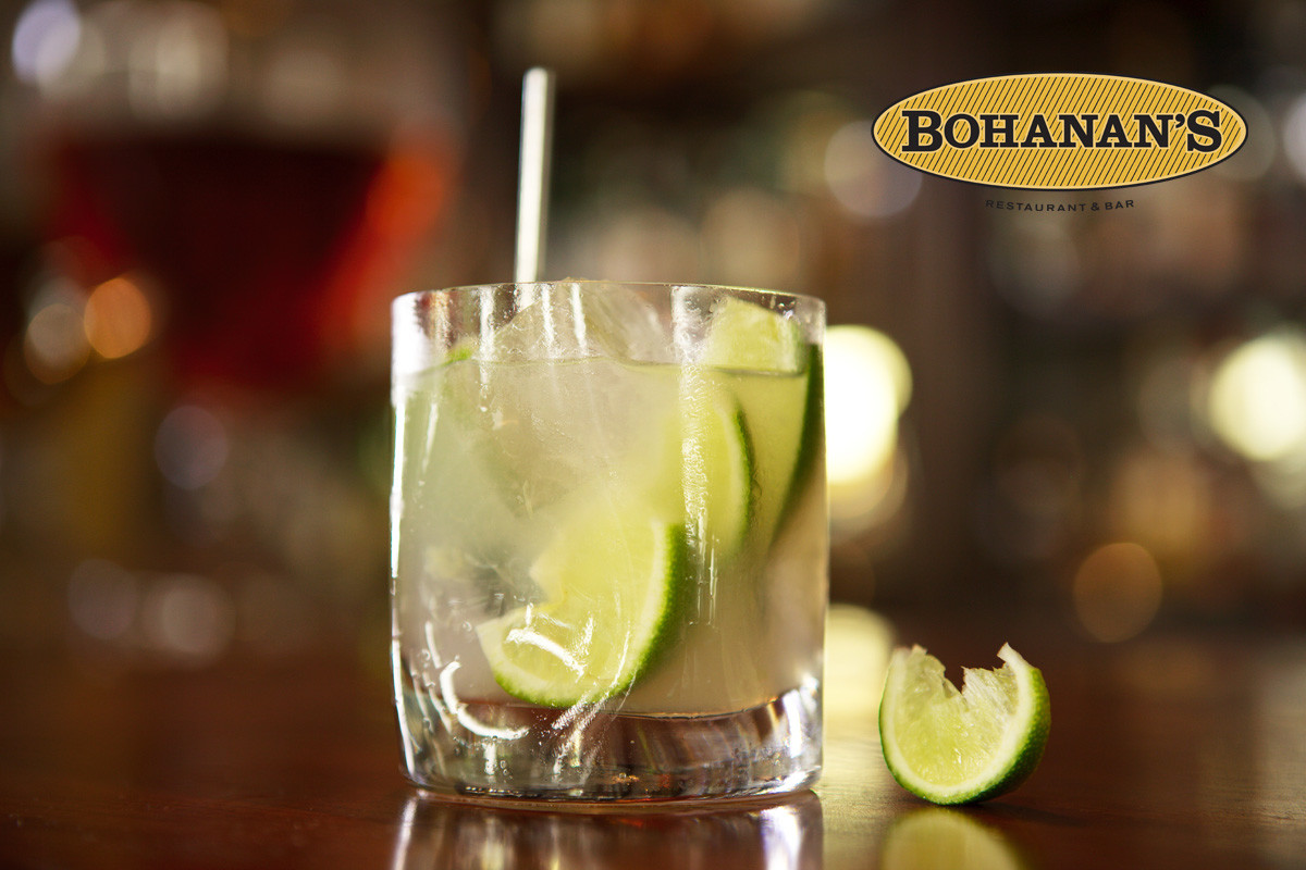 Caprichina Drink at Bohanan's
