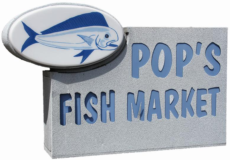 Photo at Pop's Fish Market