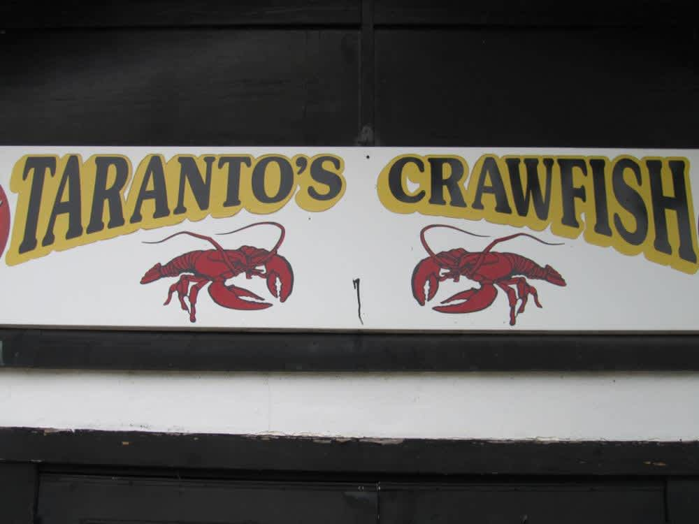 Photo at Taranto's Crawfish