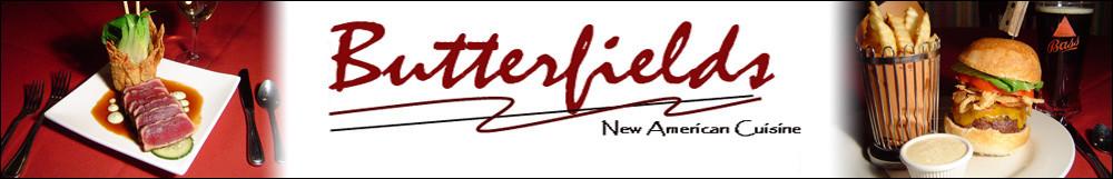 logo at Butterfields