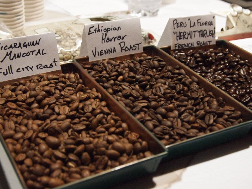 Fresh Roasted in the heart of Vermont