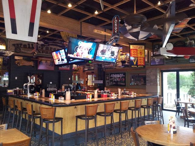 54th Street Grill And Bar San Antonio Tx 78245 Menus