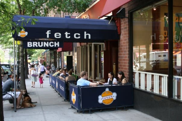 Photo at Fetch Bar & Grill