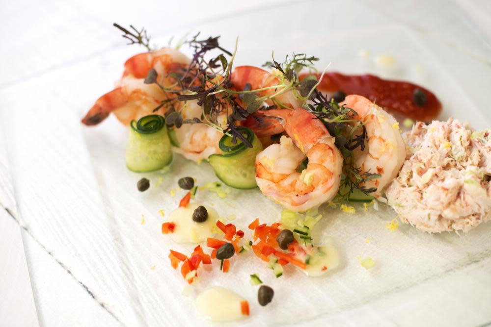 Photo at Andrei's Conscious Cuisine & Cocktails