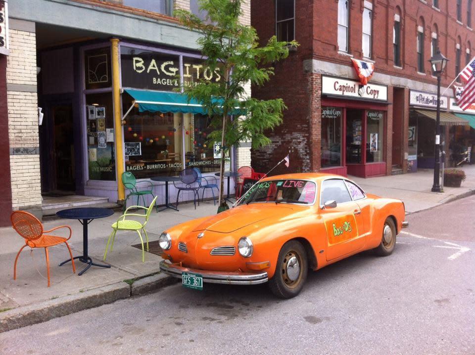 The Bagitos Mobile