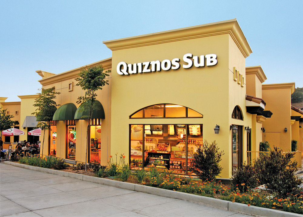 PhotoSPP7a at Quiznos Sub