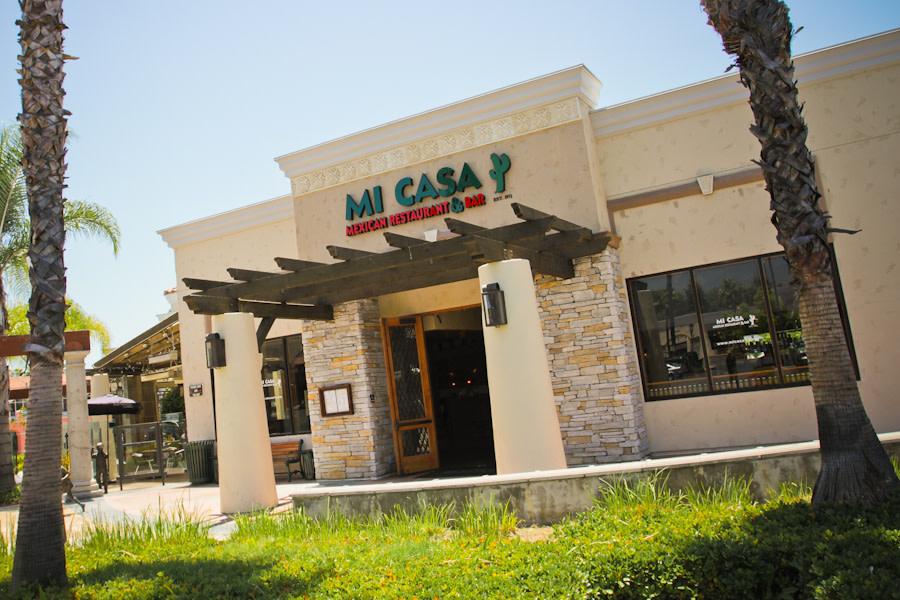 Mi casa mexican restaurant bar order online menu for Mi casa online