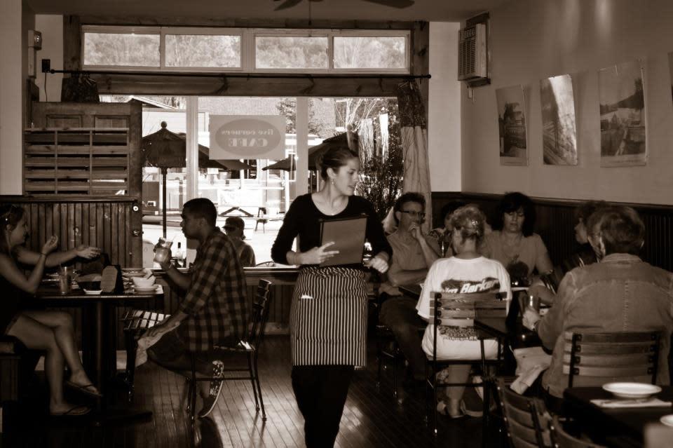 Five Corners Cafe Old Forge Menu
