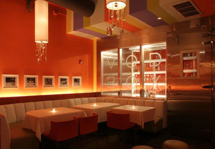 PhotoSPwfK at Nic's Restaurant and Martini Lounge
