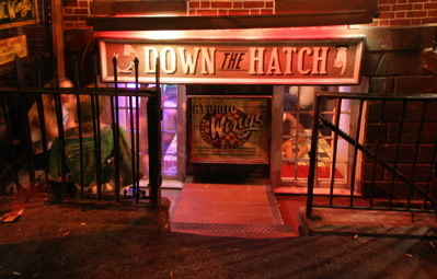 Down the Hatch at 179 W 4th St (btwn 6th & 7th Ave) New York, NY ...
