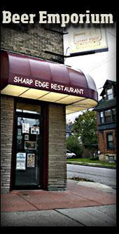 Photo at Sharp Edge Restaurant & Bar