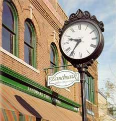 Photo at Landmark Café & Creperie