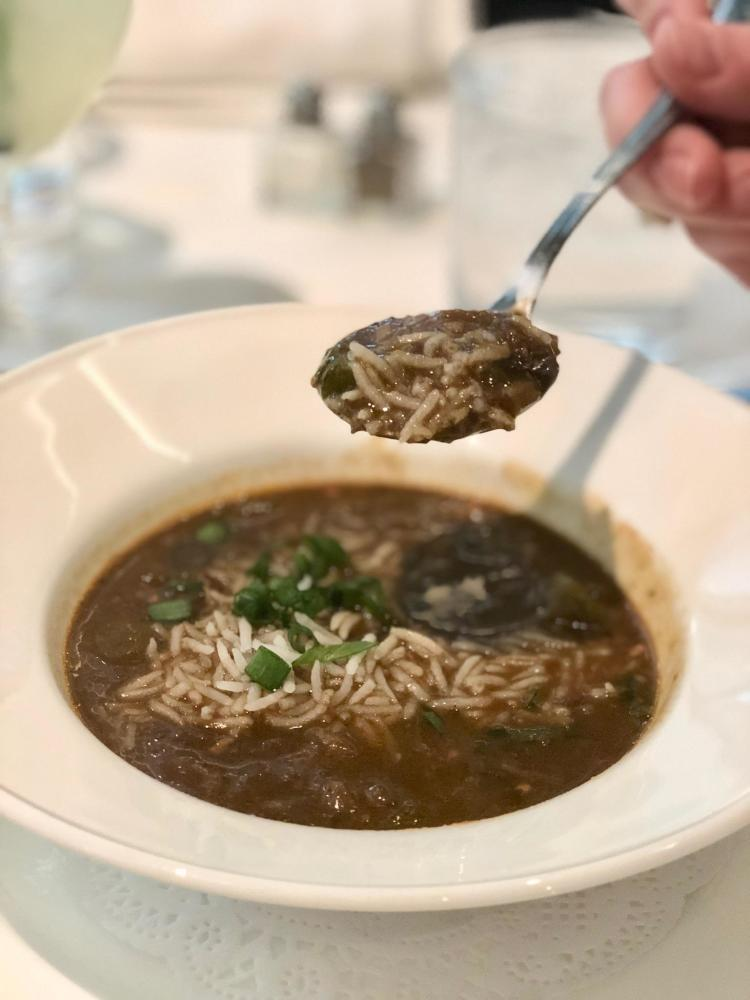 Louisiana Seafood Filé Gumbo Photo