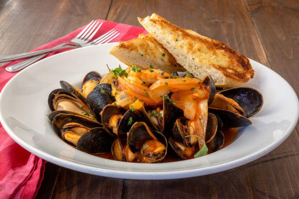 Mussels Photo