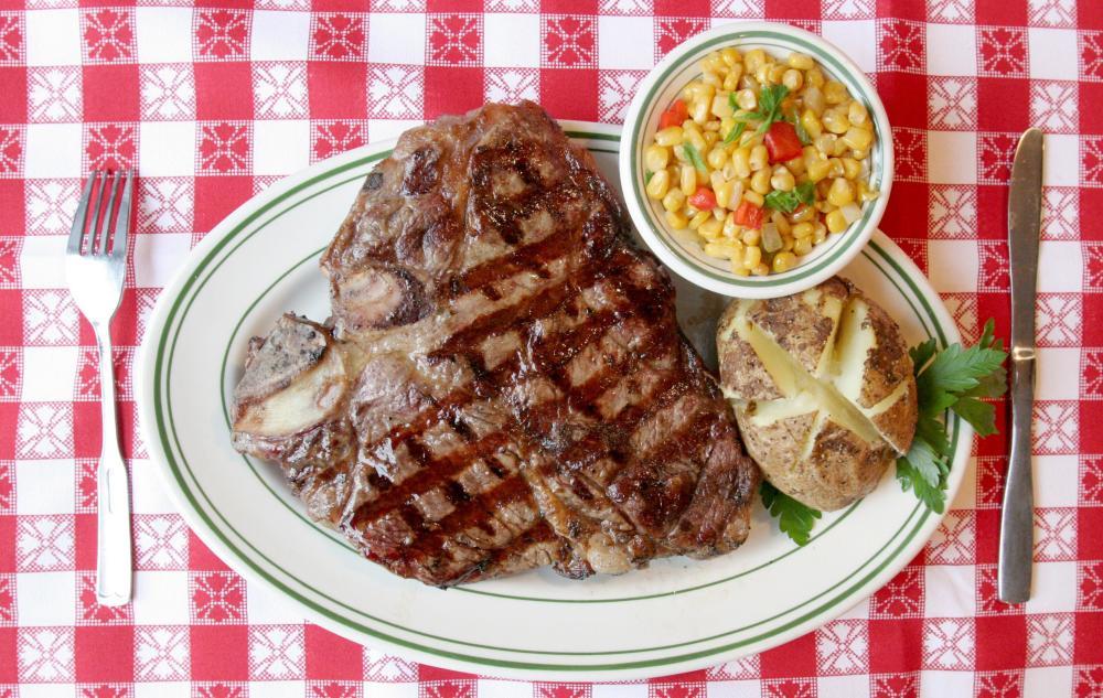 Porterhouse Steak Photo