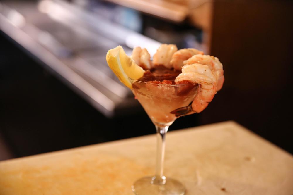 Shrimp Cocktail Photo