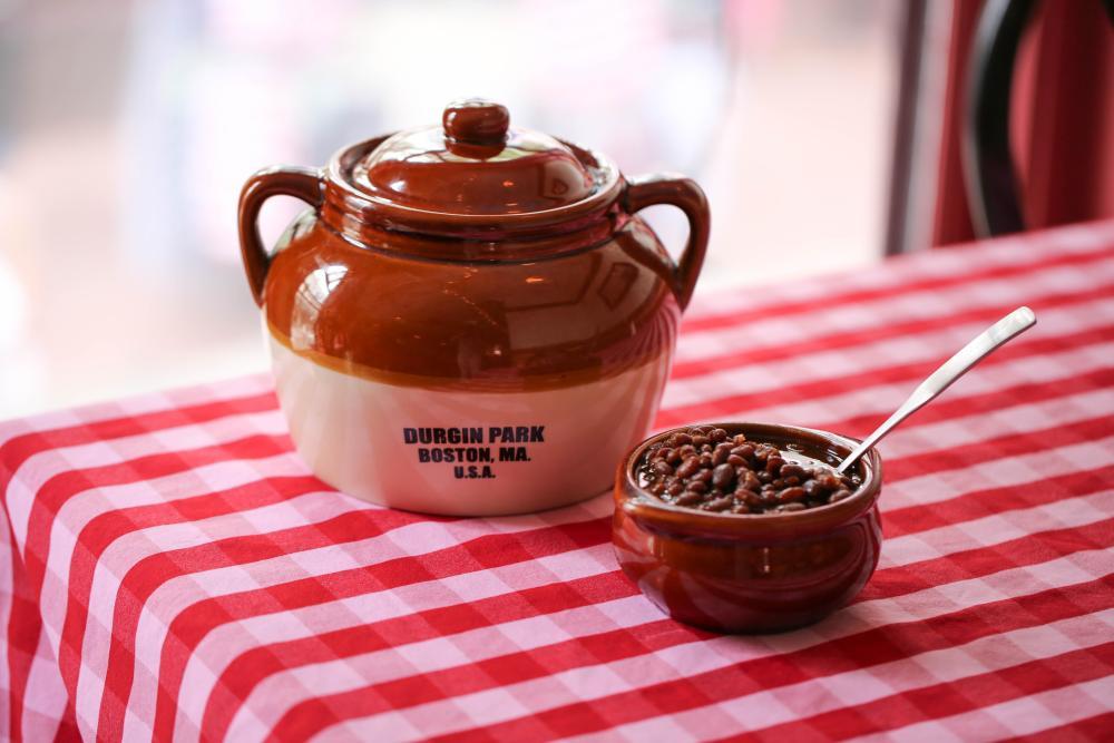 Boston Baked Beans Photo