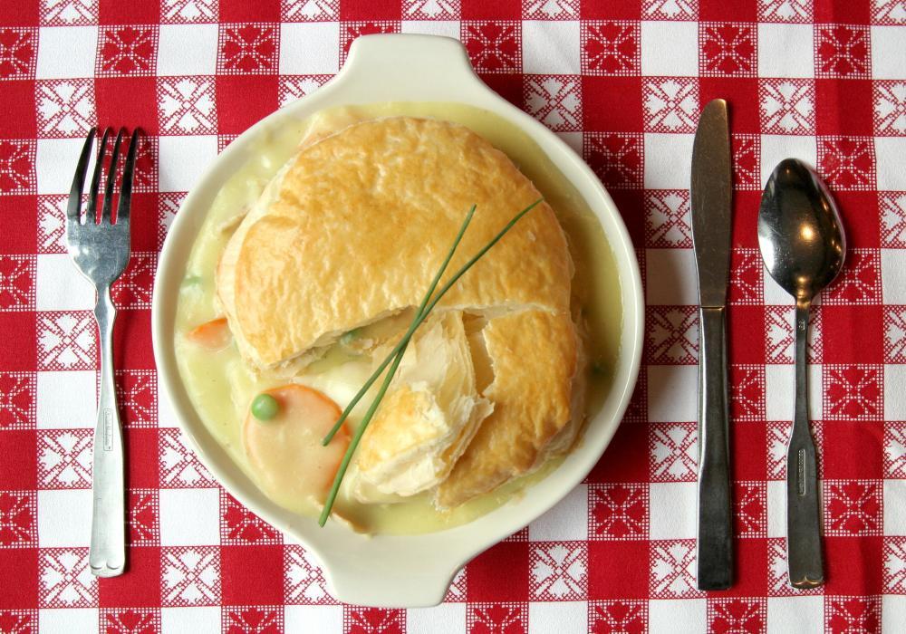 Chicken Pot Pie Photo