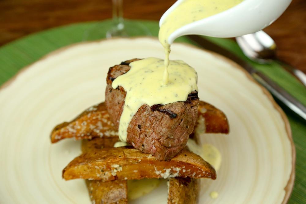 Steak Frites Photo