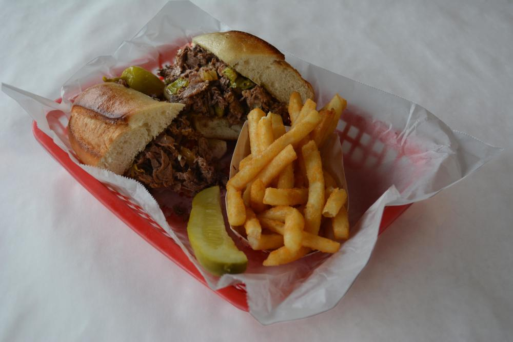 Thursday | Steak Hoagie Photo