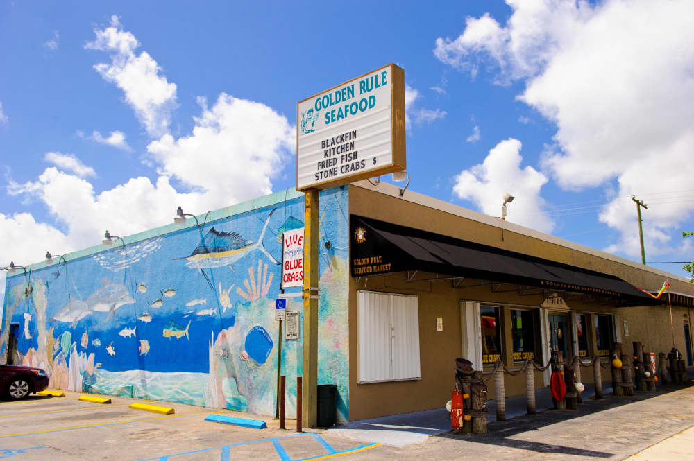 Golden Rule Architecture golden rule seafood 17505 s dixie hwy miami, fl seafood markets