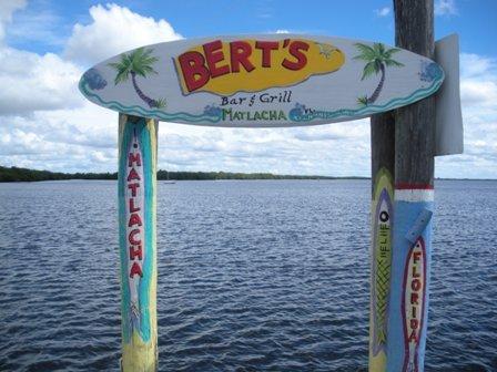 Bert S Pine Island