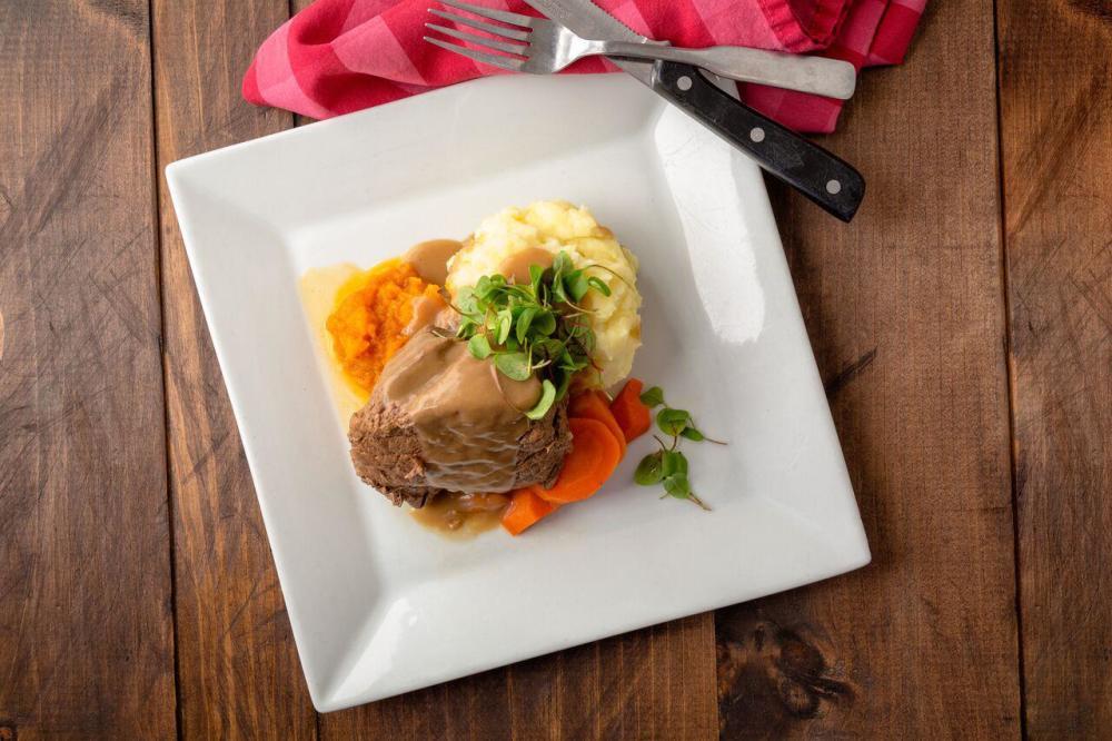 Yankee Pot Roast (No Gravy) Photo