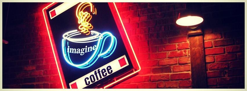 PhotoSPunQ at Imagine Coffee
