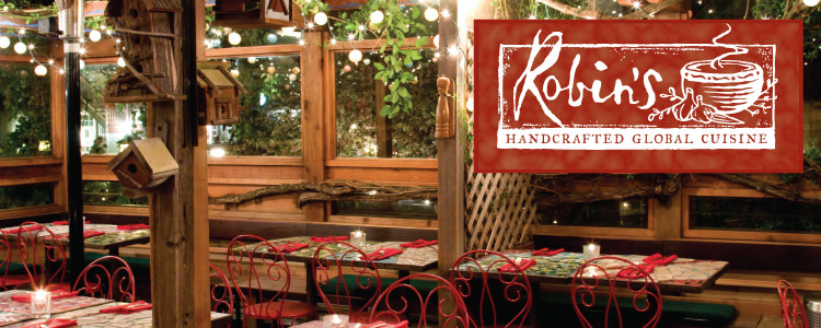 Robins at Robin's Restaurant