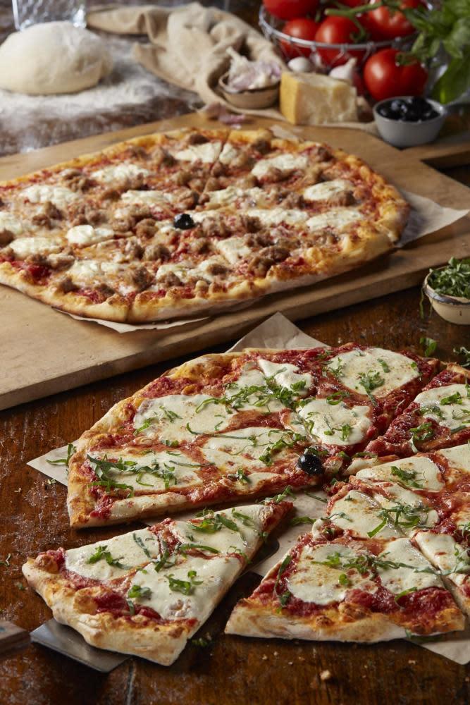 Photo at Bertucci's Brick Oven Pizzeria