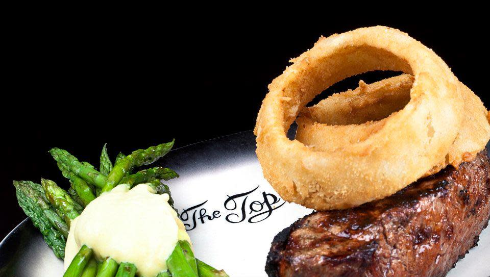 thetop at The Top Steak House
