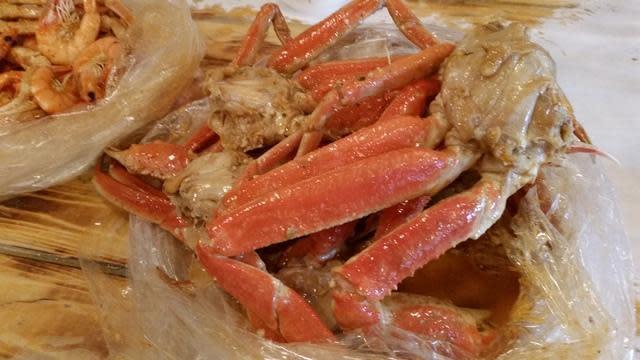 Photo at Holly Crab