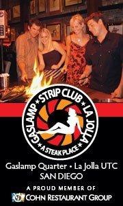 La jolla strip club restaurant