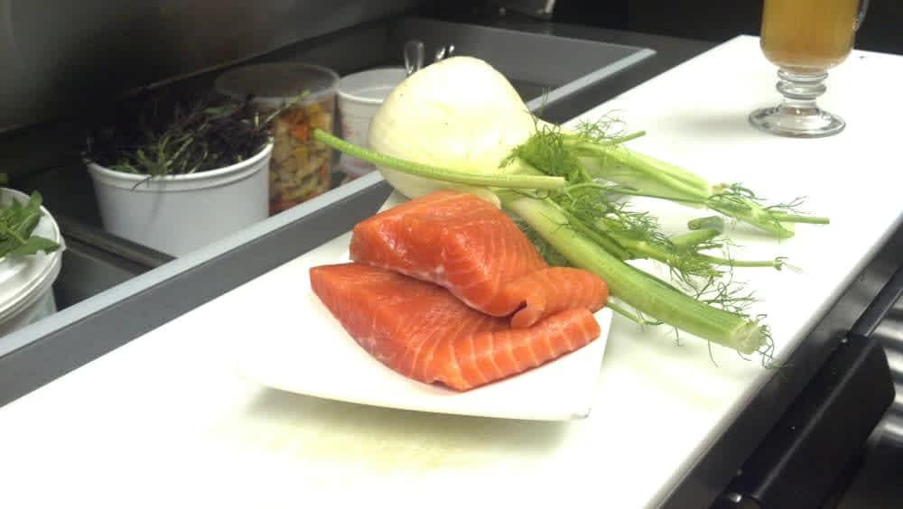 CA King Salmon at Disco Volante