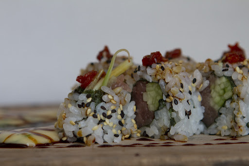 Spicy Tuna Roll at Farmers & Fishers