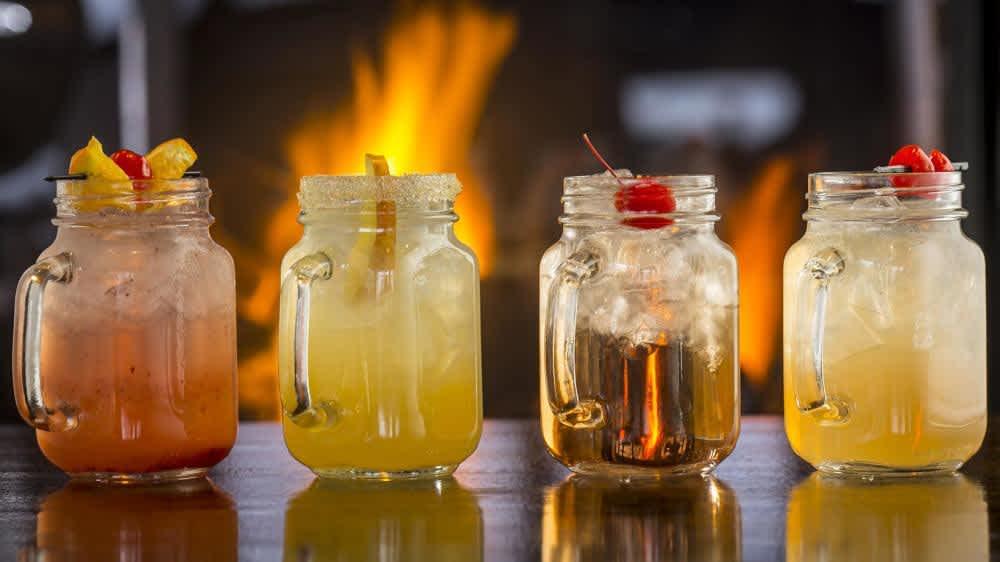 Moonshine at RackHouse Tavern