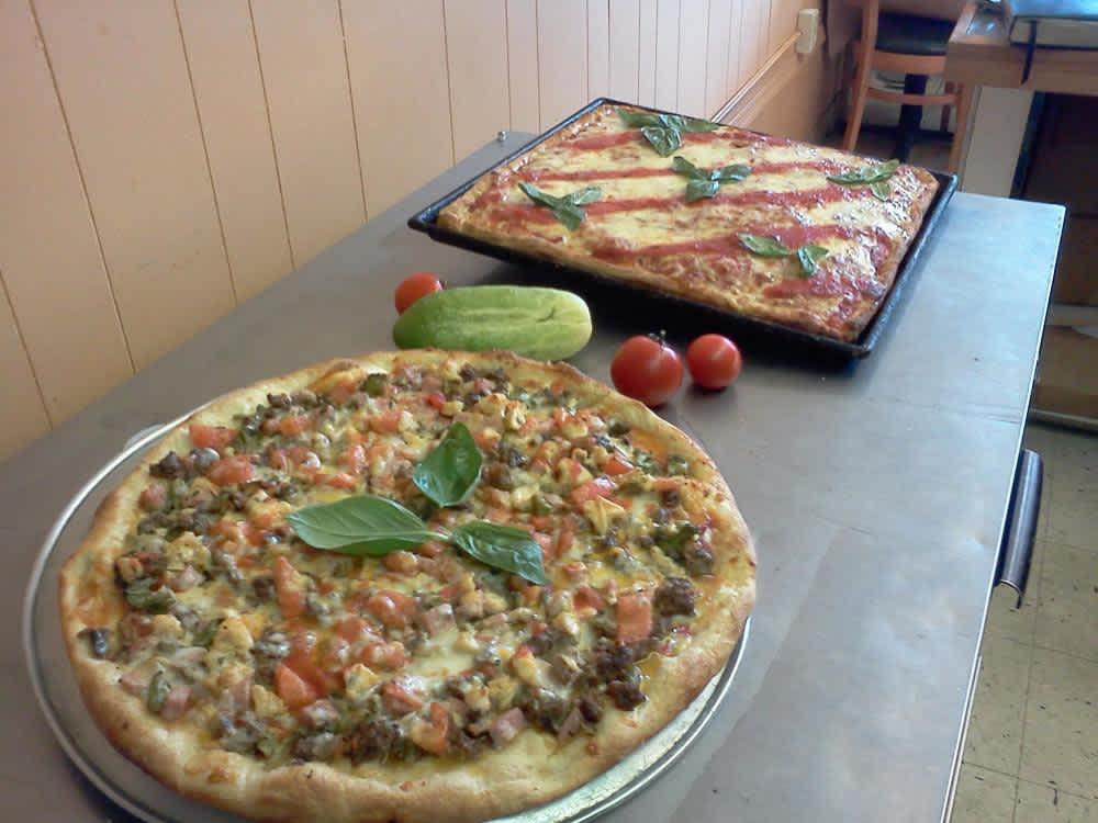 Photo at Genova Pizzeria